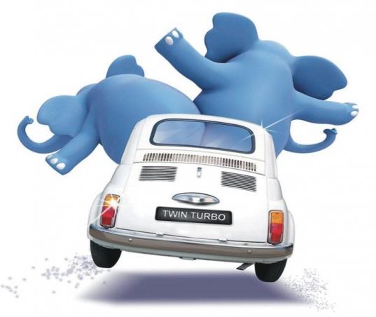 Elefante Azul Ubeda