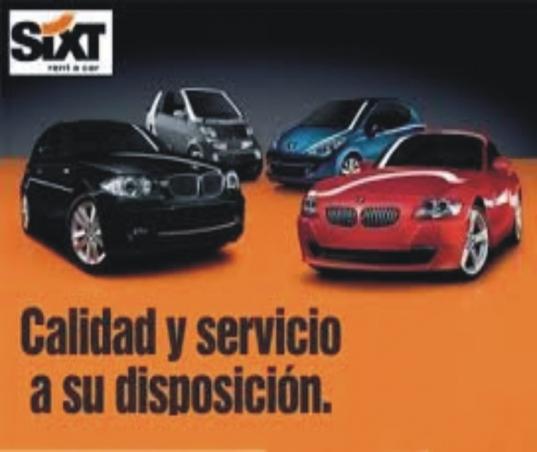 Sixt - rent a car